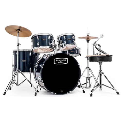 Mapex Tornado III 22'' Rock Fusion Drum Kit