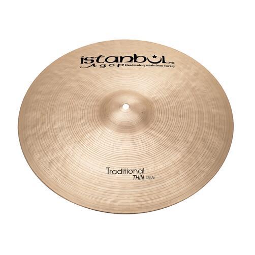 Istanbul Agop - Traditional Thin Crash Cymbals