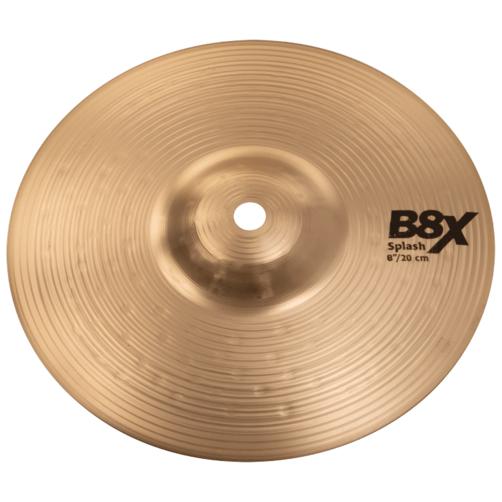 Sabian B8X Splash Cymbals
