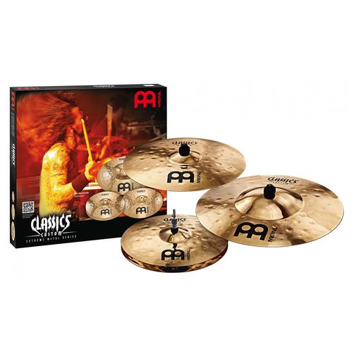 Meinl Extreme Metal Series Cymbal Set