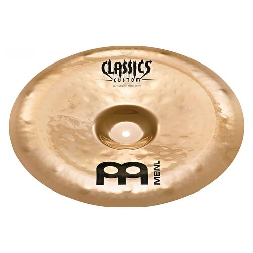 Meinl Extreme Metal China Cymbals