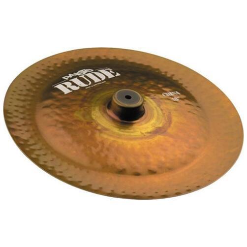 Paiste RUDE China cymbals