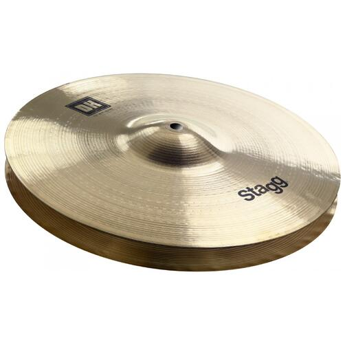 Stagg Dual Hammered DH Hi-hat