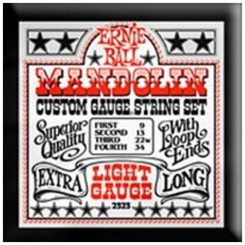 Ernie Ball Mandolin Strings - Medium Gauge