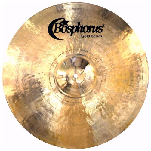 Bosphorus Gold Series Crash Cymbals