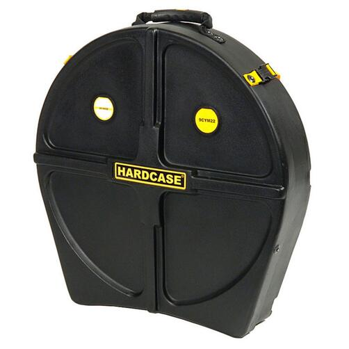 Hardcase 22in Kit Cymbal Case (9 cymbals)