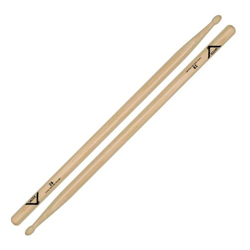 Vater Hickory VH2BW 2B Wood Tip Drum Sticks