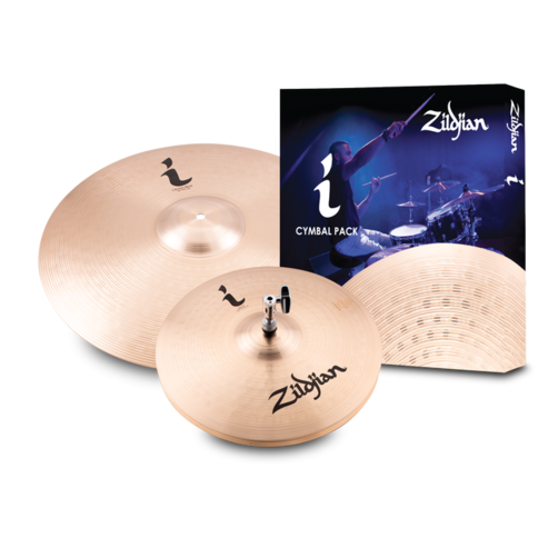 Zildjian I Essentials Cymbal Pack