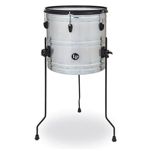 Latin Percussion LP1616 RAW Street Can 16 x 16 inch