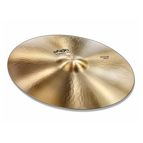 "Paiste Formula 602 20"" Medium Ride Cymbal"