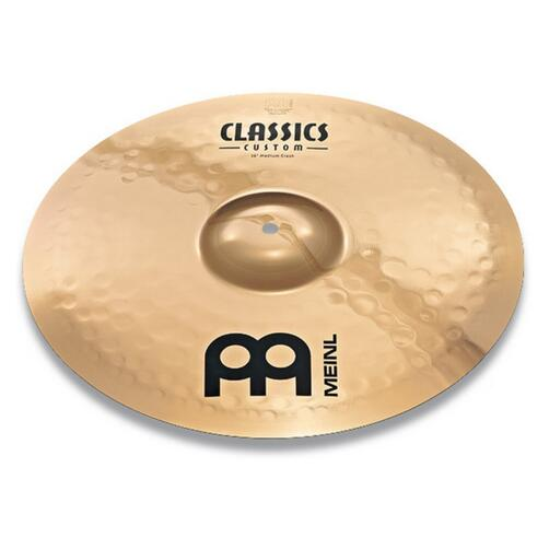 Meinl Classics Custom 14'' Medium Crash Cymbal