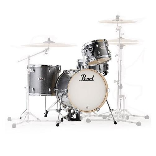 Pearl Midtown 4 Piece Shell Pack in Grindstone Sparkle