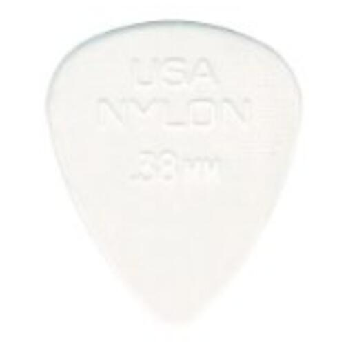 Jim Dunlop Nylon 0.38 plectrum