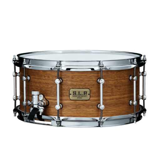 Tama S.L.P. Bold Spotted Gum 14x6.5 Snare Drum - LSG1465