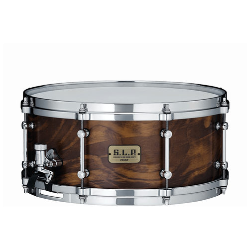 """Tama S.L.P. 14""""x6"""" Fat Spruce Snare Drum(LSP146-WSS)"""