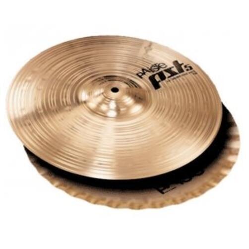"""Paiste 14"""" PST5 Hi-Hat Cymbals"""