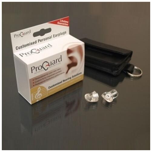 Pro Guard Custom Earsonics Pro Music Ear Plugs