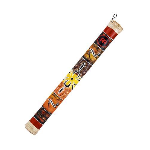 Meinl Bamboo Wood Rainstick, 24 inch Red