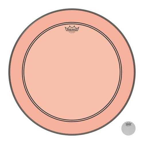 Remo Powerstroke 3 Colortone Orange Bass Drum Heads