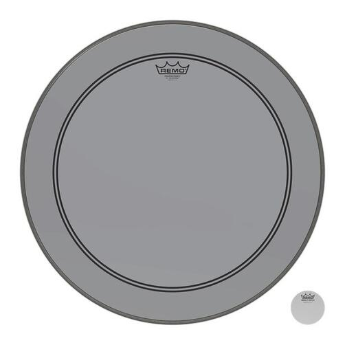 Remo Powerstroke 3 Colortone Smoke Bass Drum Heads