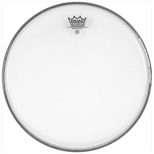 Remo Hazy Ambassador Drum Heads