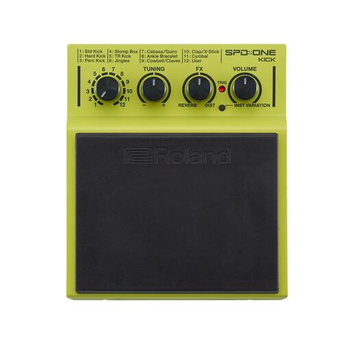 Roland SPD:ONE KICK Trigger Pad
