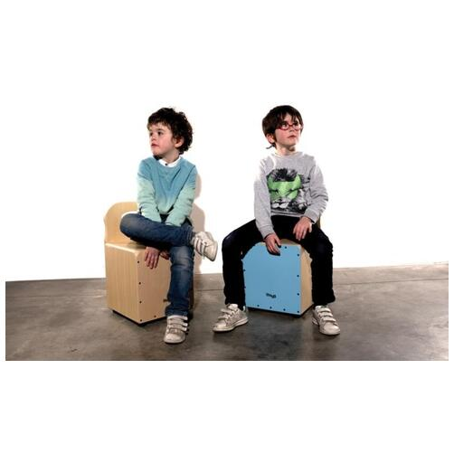 Stagg Kids Cajon with backrest