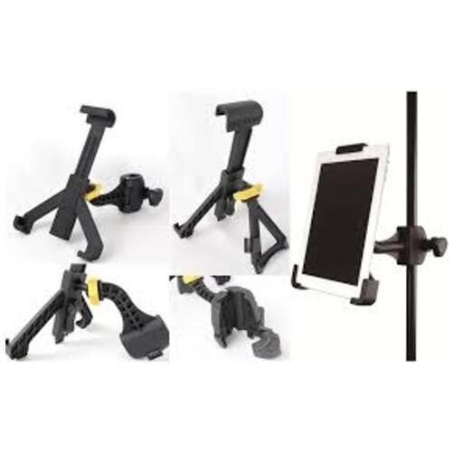 Hercules HA300 TabGrab iPad/Tablet Mic Stand Holder