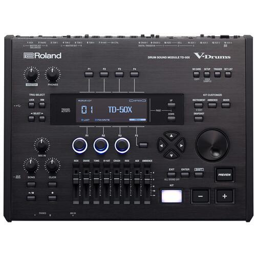 Roland TD-50X Drum Sound Module **PRE-ORDER NOW!!!**