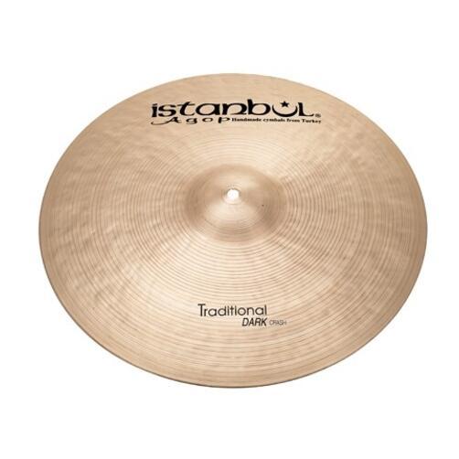 Istanbul Agop - Tradtional Dark Crash Cymbals