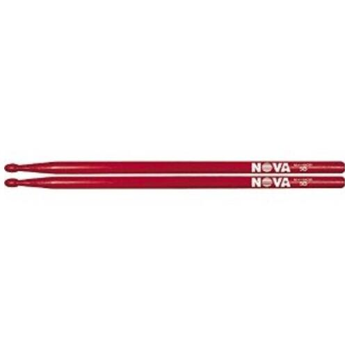 Vic Firth Nova 5B Sticks Red