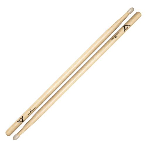 Vater VH1AN Hickory 1A Nylon Tip Drum Sticks