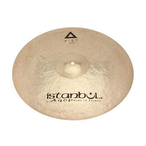 Istanbul Xist Raw Ride Cymbals