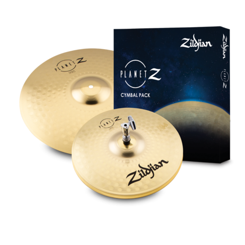 Zildjian Planet Z Launch Cymbal Pack