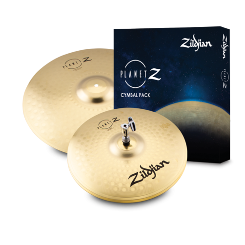 Zildjian Planet Z Fundamentals Cymbal Pack