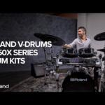 Video thumbnail 0 - Roland TD-50KV2 V-Drums Electronic Drum Kit