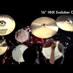 Video thumbnail 0 - Sabian HHX Crash Cymbals