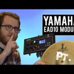 Video thumbnail 1 - Yamaha EAD10 Electronic Acoustic Drum Module & Sensor
