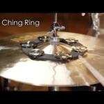 """Video thumbnail 0 - Meinl Ching Ring 6"""", Stainless Steel Jingles"""
