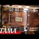 """Video thumbnail 0 - Tama S.L.P. 14""""x6"""" Fat Spruce Snare Drum(LSP146-WSS)"""
