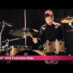 Video thumbnail 0 - Sabian HHX Ride Cymbals