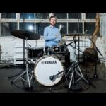 "Video thumbnail 1 - Yamaha Stage Custom Hip 20"" shell pack SBP0F4H"