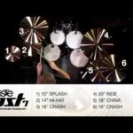 Video thumbnail 0 - Paiste PST7 China Cymbals