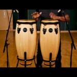"""Video thumbnail 0 - Meinl Headliner Congas 10"""" & 11"""" with Basket Stands"""