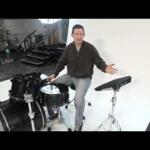 Video thumbnail 0 - Gibraltar 6713DP Double Tom Stand (use with SC-LBL / SC-LBM)