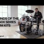 Video thumbnail 2 - Roland TD-50KV2 V-Drums Electronic Drum Kit