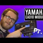Video thumbnail 0 - Yamaha EAD10 Electronic Acoustic Drum Module & Sensor