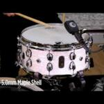 """Video thumbnail 1 - Mapex Black Panther HERITAGE 14""""x6"""" Maple Snare Drum BPNML4600CWD"""