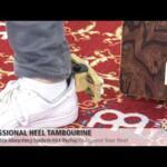 Video thumbnail 0 - Meinl Professional Heel Tambourine (PHTA)