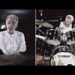 "Video thumbnail 0 - Yamaha RLS1470 Stainless Steel 14"" x 7"" Snare Drums Recording custom"